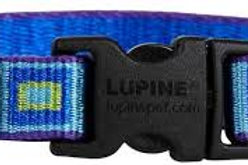 Lupine Sea Glass Collar