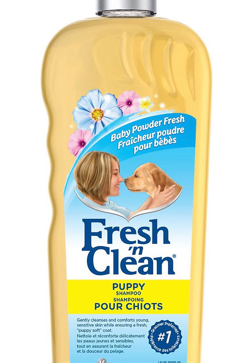 Fresh N Clean Puppy Shampoo