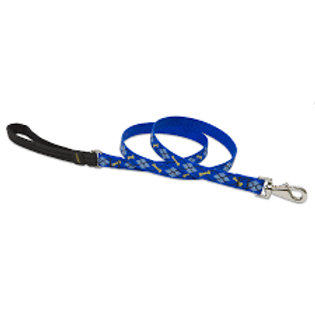 Lupine Dapper Dog Lead