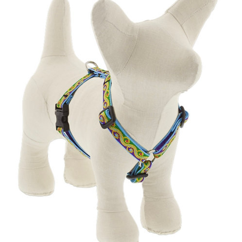 Lupine Party Time Harness