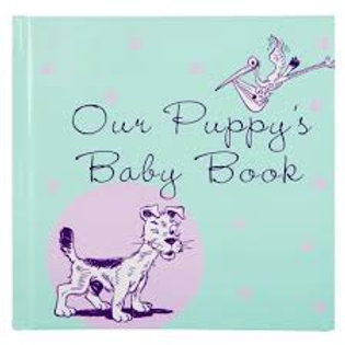 Our Puppies Baby Book