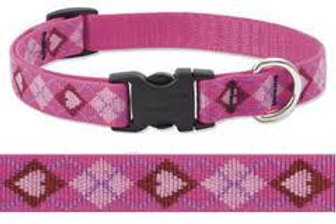 Lupine Sweetheart Collar