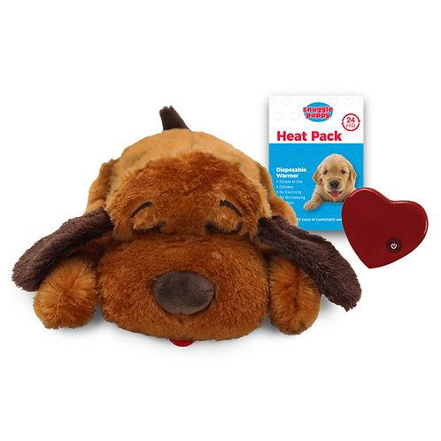 Snuggle Puppy Brown Mutt