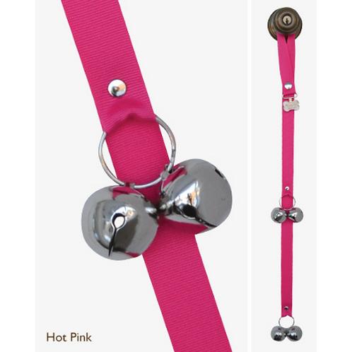 Poochie Bells Hot Pink