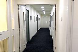 Kirkhill House Office Park - Rear Office corridor