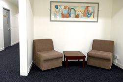 Kirkhill House Office Park - waiting area