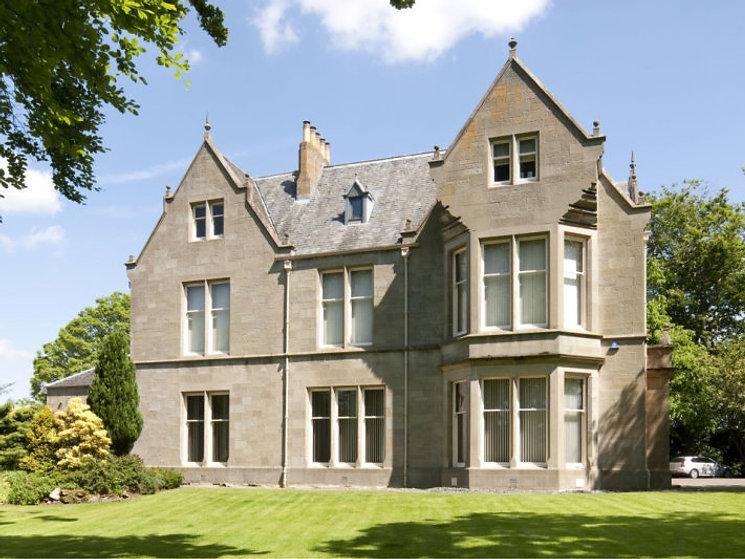 Kirkhill House Office Park - Main House