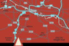 Kirkhill House Office Park - location map