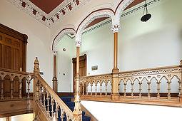 Kirkhill House first floor
