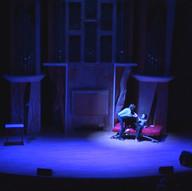 La Pieuvre, danse: David Leborgne, Philharmonie de Paris