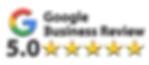 Google Business Review 5 Stars