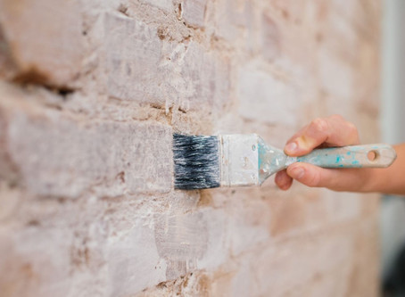 4 Easy Ideas for Painting Brick House