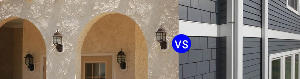 stucco vs other siding