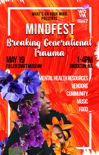Mindfest 2019 Flyer