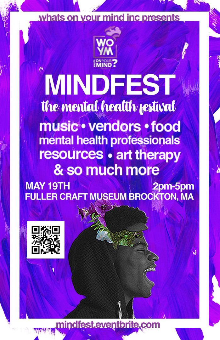 Mindfest 2018 Flyer