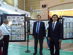 Chung Ling Centenary Exhibition