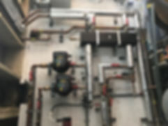 Pumps and heat exchangers