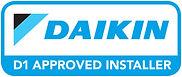 Daikin Approved Installer