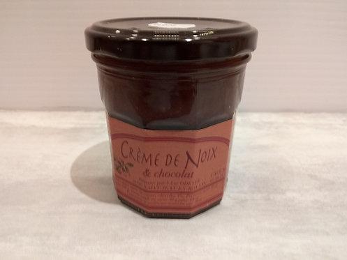 Crème de noix et chocolat 200g