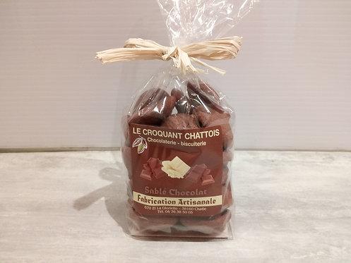 sablés chocolat 250 g