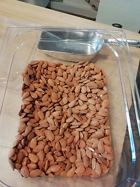 amandes vrac 1 kg bio