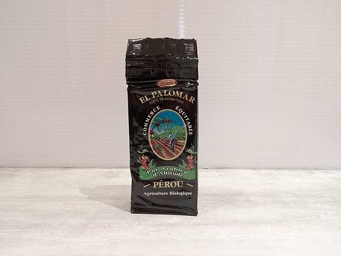 Café pur Arabica d'Altitude Bio 250g