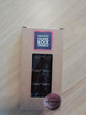 tablette de chocolat fourré