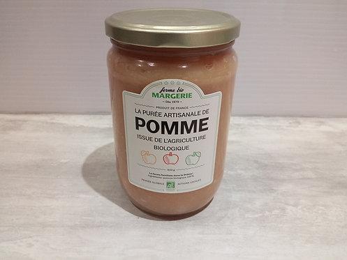 Compote de pomme Bio 600g