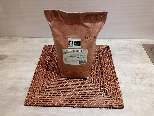 Farine de blé T65 Bio 1Kg