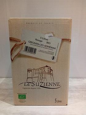VIN la Suzienne Bag-in-Box Grignan-les-Adhémar BIO  5 L