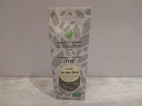 Thé vert Un des Sens Bio 100g