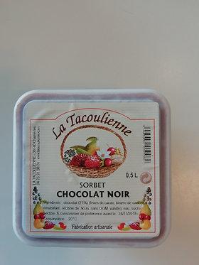 glace chocolat 500 ml