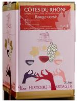 VIN la Suzienne Bag-in-Box  Côtes du Rhône Rouge  5 L