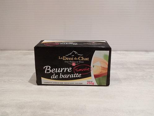 Beurre de baratte 250 g
