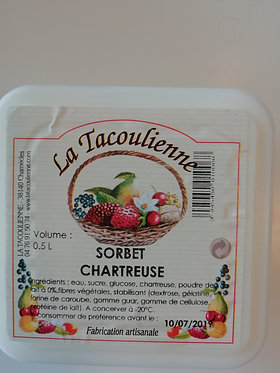 glace chartreuse 500 ml
