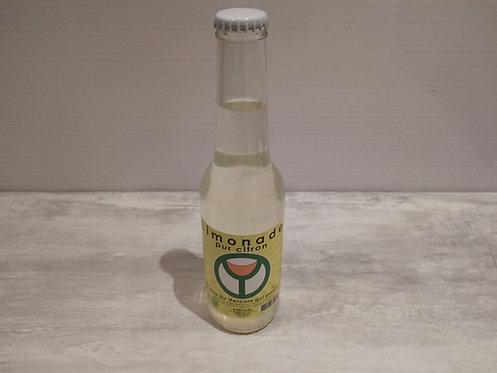 Limonade Bio Pur Citron de la Brasserie du Vercors 25 cl