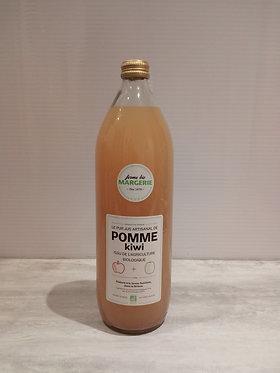 Jus de Pomme Kiwi Bio Ferme Margerie 1 L