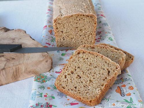pain petit épeautre bio au kg