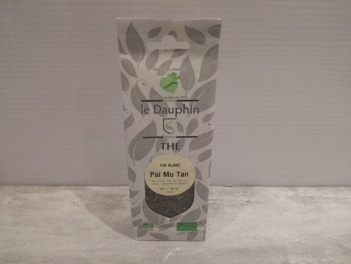 Thé blanc Pai Mu Tan Bio 100g