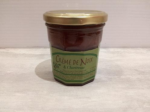 Crème de noix et Chartreuse 200g