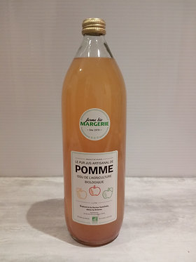 Jus de Pomme Bio Ferme Margerie 1 L