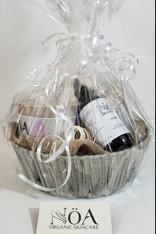 Gift Basket (Spa in a package)