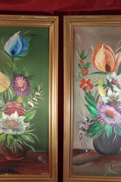 M. ROSA Original Floral Oils-Pair