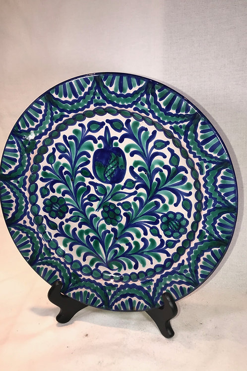 Large Charger Plate - Portugal