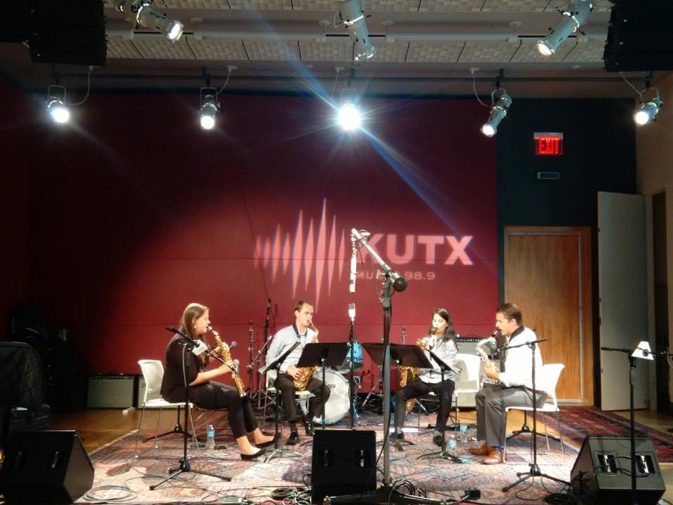 KUTX radio station