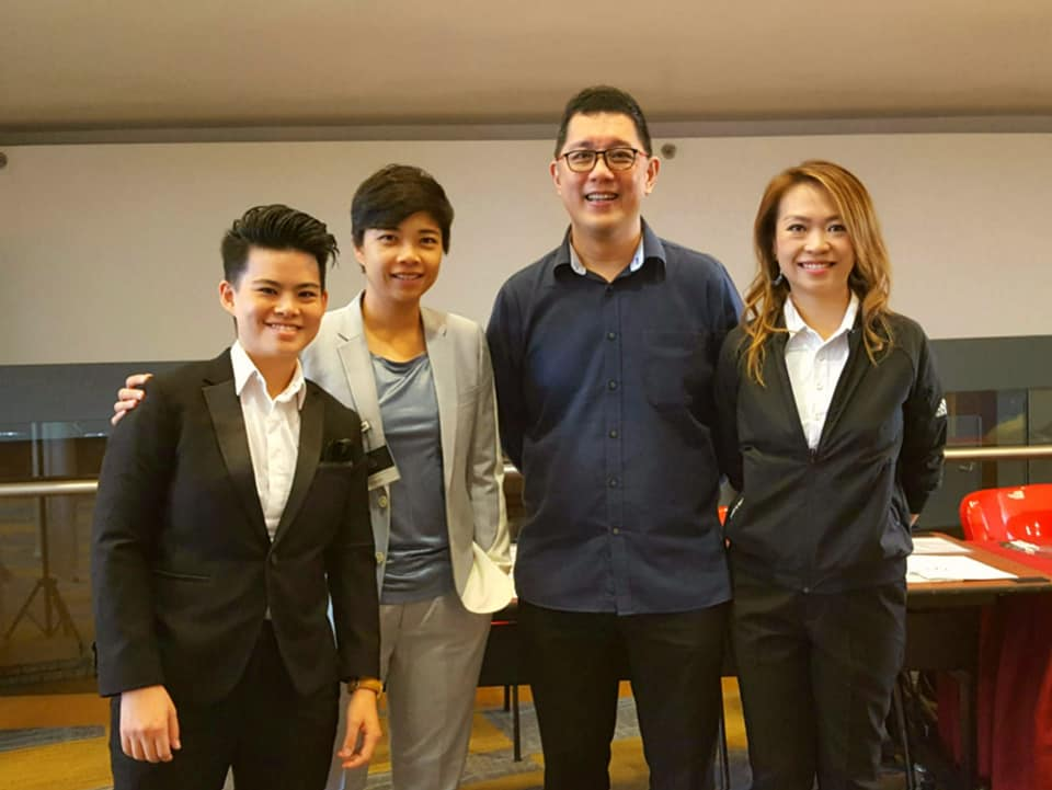 Dr. Zechariah Goh in Singapore