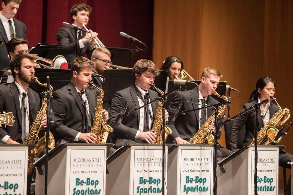 Msu Jazz Band