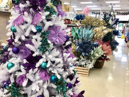 もうクリスマス準備⁉️と、今度はアジのミニカード