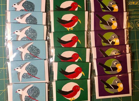 Bird ミニ・カード