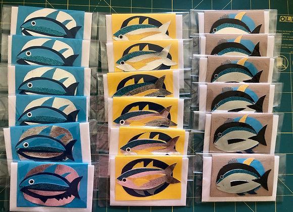 Fish ミニ・カード